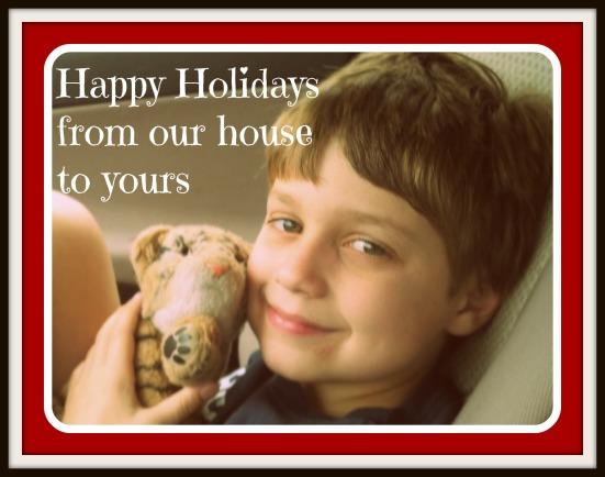jake and stripes happy holidays