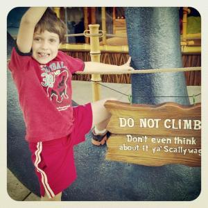 jake climbing