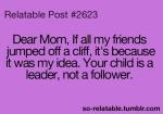pin - leader