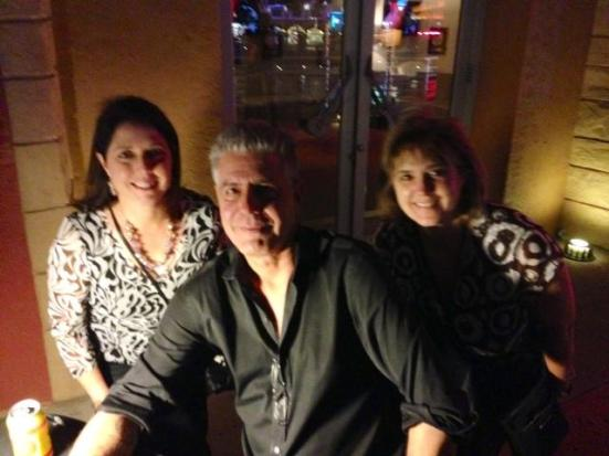 beth penney and bourdain