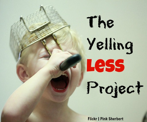 yelling less project