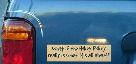 hokey pokey is all about