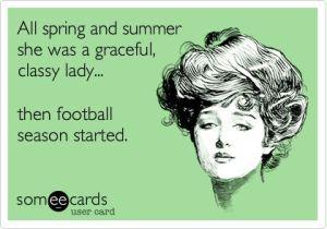classy until football