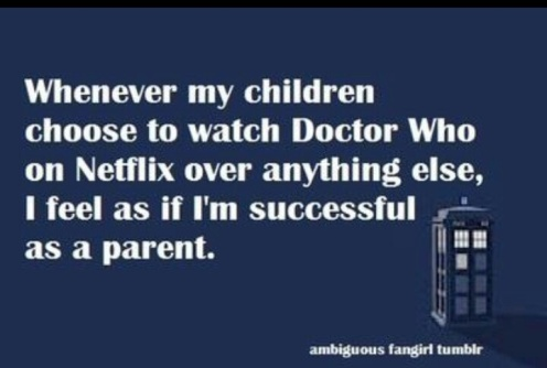 Doctor Who watch on Netflix