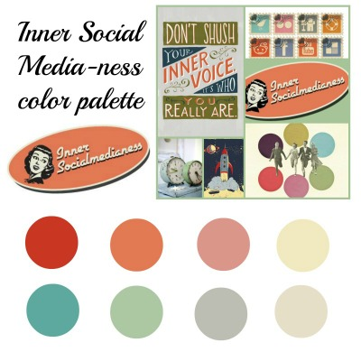 ISM color palette