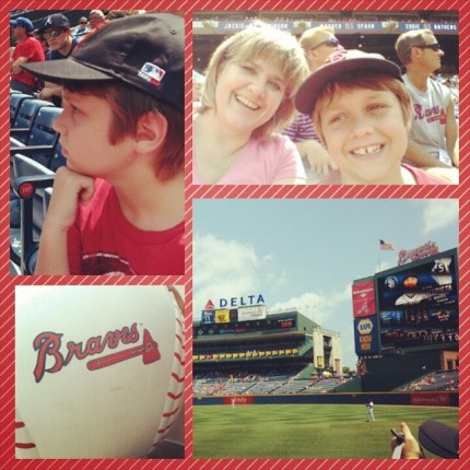 Atlanta Braves game