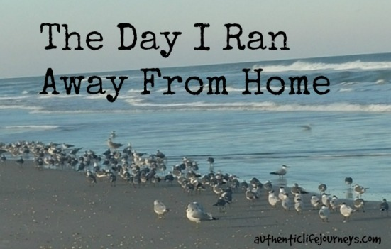 The Day I Ran Away From Home