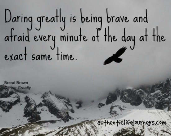Daring Greatly post